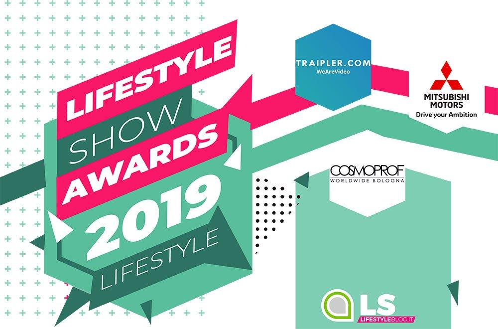 Lifestyle Show Awards 2019: i vincitori della categoria LIFESTYLE 6 Lifestyle Show Awards 2019: i vincitori della categoria LIFESTYLE