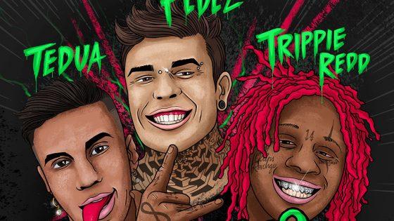 Che cazzo ridi, il nuovo singolo di Fedez feat. Tedua & Trippie Redd 56 Che cazzo ridi, il nuovo singolo di Fedez feat. Tedua & Trippie Redd