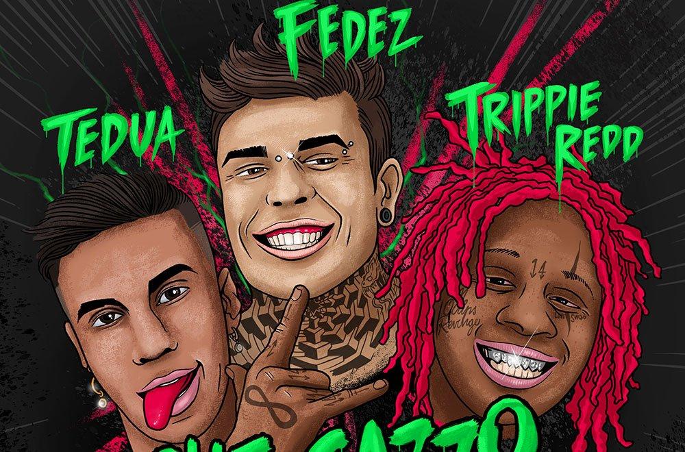 Che cazzo ridi, il nuovo singolo di Fedez feat. Tedua & Trippie Redd 34 Che cazzo ridi, il nuovo singolo di Fedez feat. Tedua & Trippie Redd