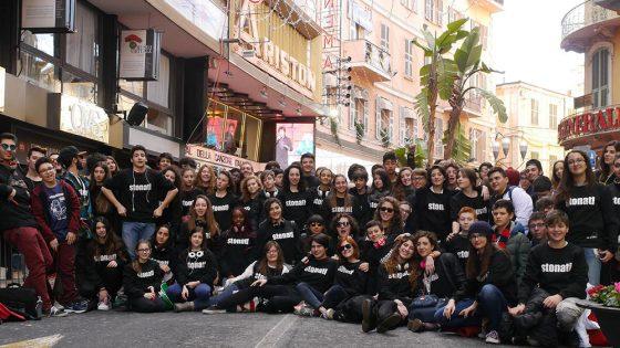 A Casa Sanremo una giuria di 100 teenager 60 A Casa Sanremo una giuria di 100 teenager