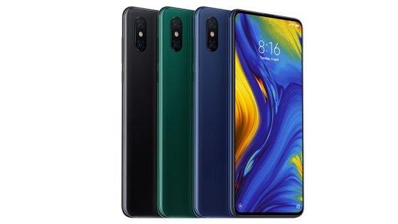 Xiaomi Mi MIX 3: caratteristiche 20 Xiaomi Mi MIX 3: caratteristiche