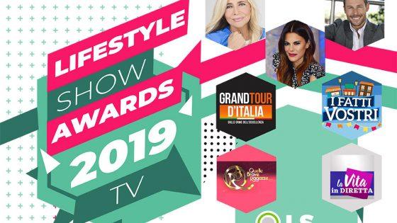 Lifestyle Show Awards 2019: i vincitori della categoria TV 32 Lifestyle Show Awards 2019: i vincitori della categoria TV