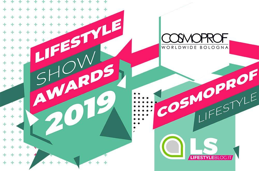 Lifestyle Show Awards 2019: i vincitori della categoria LIFESTYLE 9 Lifestyle Show Awards 2019: i vincitori della categoria LIFESTYLE