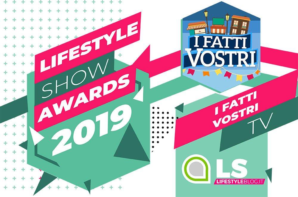 Lifestyle Show Awards 2019: i vincitori della categoria TV 15 Lifestyle Show Awards 2019: i vincitori della categoria TV