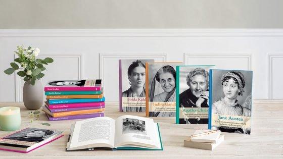 Grandi donne: una collezione di libri 12 Grandi donne: una collezione di libri