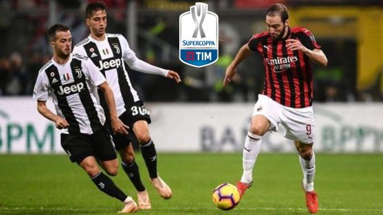 Supercoppa Italiana: dove vederla in diretta tv 54 Supercoppa Italiana: dove vederla in diretta tv
