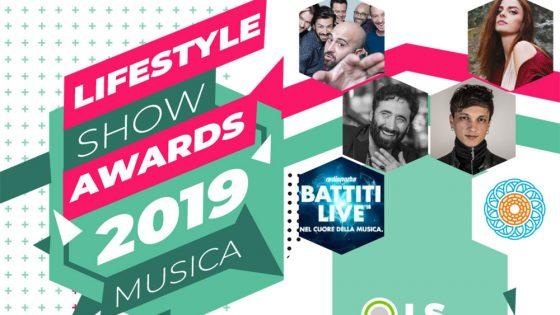 Lifestyle Show Awards 2019: i vincitori della categoria MUSICA 24 Lifestyle Show Awards 2019: i vincitori della categoria MUSICA