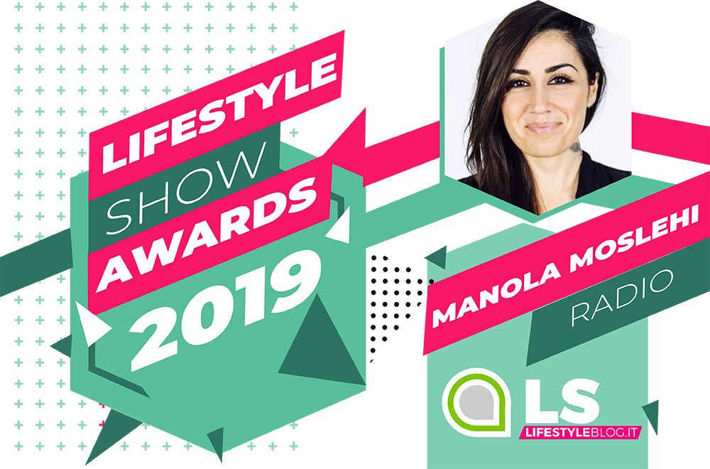Lifestyle Show Awards 2019: i vincitori della categoria RADIO 38 Lifestyle Show Awards 2019: i vincitori della categoria RADIO