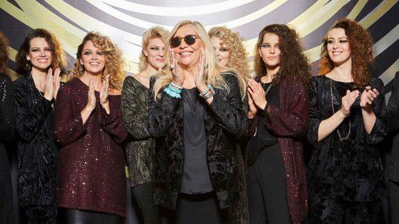 Mara Venier, regina della tv e protagonista della moda 32 Mara Venier, regina della tv e protagonista della moda