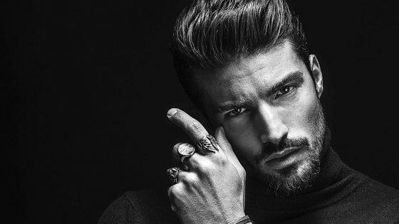 L'uomo italiano più bello del mondo? E' Mariano Di Vaio 40 L'uomo italiano più bello del mondo? E' Mariano Di Vaio