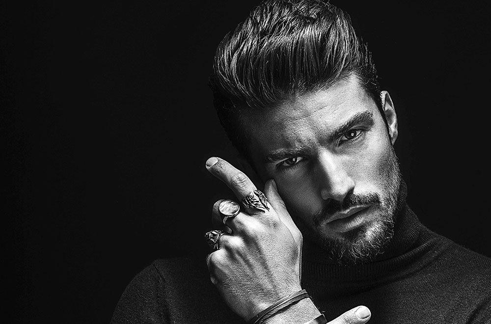 L'uomo italiano più bello del mondo? E' Mariano Di Vaio 12 L'uomo italiano più bello del mondo? E' Mariano Di Vaio