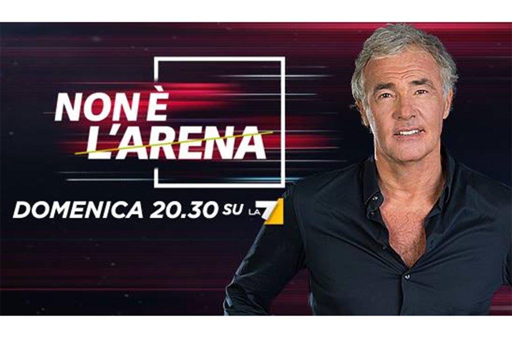 Non è L'Arena (13 gennaio): ospiti Pierdavide Carone e i Dear Jack 34 Non è L'Arena (13 gennaio): ospiti Pierdavide Carone e i Dear Jack
