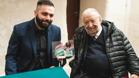 Lifestyle Show Awards 2019, premio alla Carriera a Pupi Avati 68 Lifestyle Show Awards 2019, premio alla Carriera a Pupi Avati