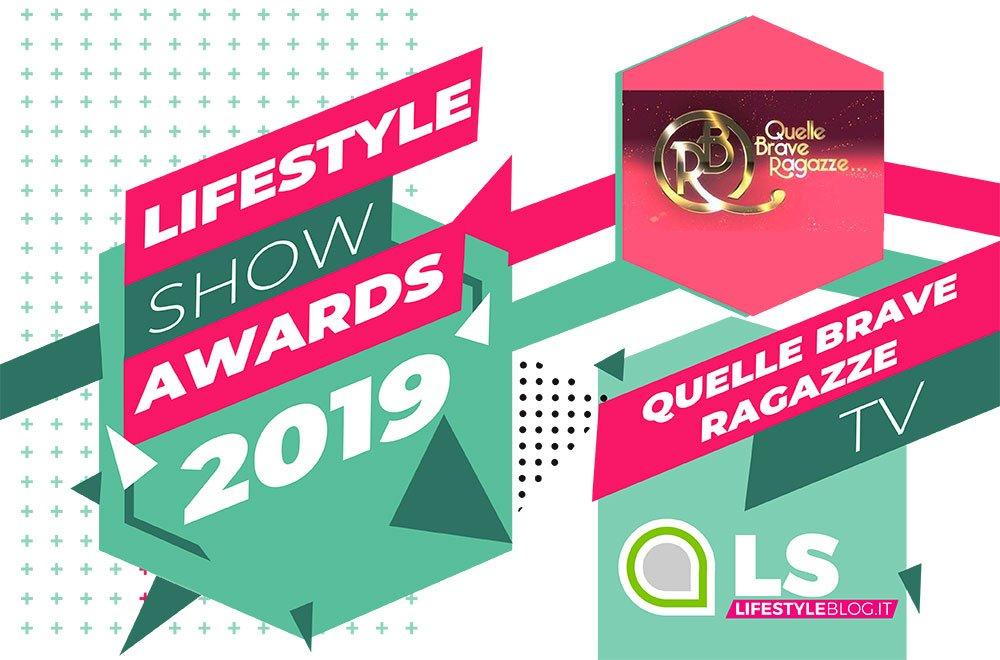 Lifestyle Show Awards 2019: i vincitori della categoria TV 14 Lifestyle Show Awards 2019: i vincitori della categoria TV