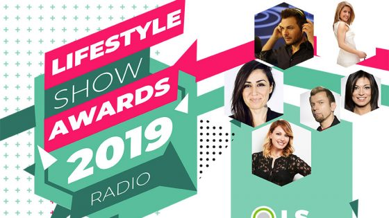 Lifestyle Show Awards 2019: i vincitori della categoria RADIO 13 Lifestyle Show Awards 2019: i vincitori della categoria RADIO