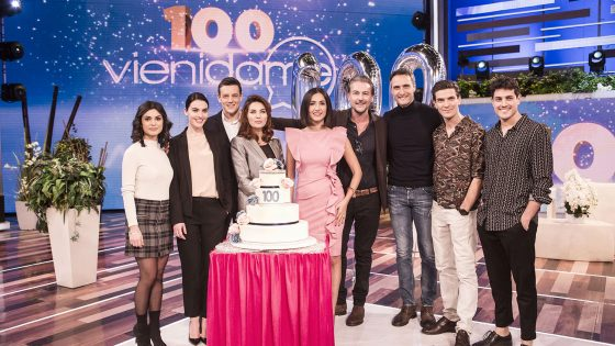 Vieni da Me (Rai1) festeggia le 100 puntate 15 Vieni da Me (Rai1) festeggia le 100 puntate