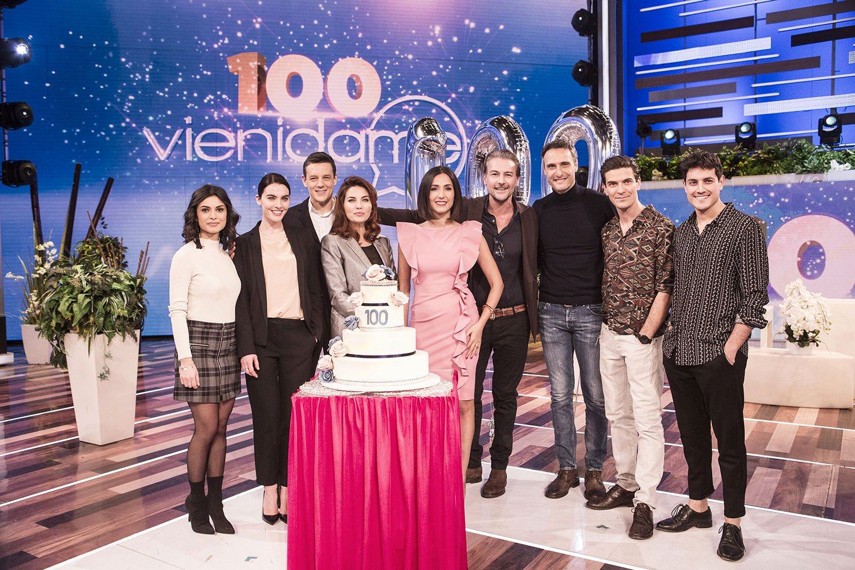 Vieni da Me (Rai1) festeggia le 100 puntate 7 Vieni da Me (Rai1) festeggia le 100 puntate