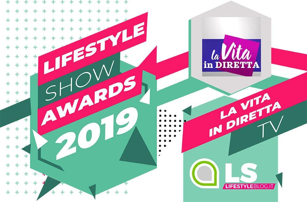 Lifestyle Show Awards 2019: i vincitori della categoria TV 16 Lifestyle Show Awards 2019: i vincitori della categoria TV
