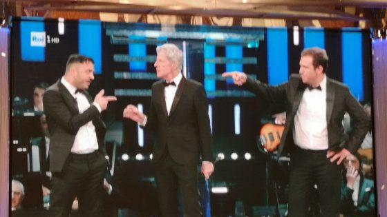 Sanremo 2019: Pio e Amedeo salvano la seconda serata 17 Sanremo 2019: Pio e Amedeo salvano la seconda serata