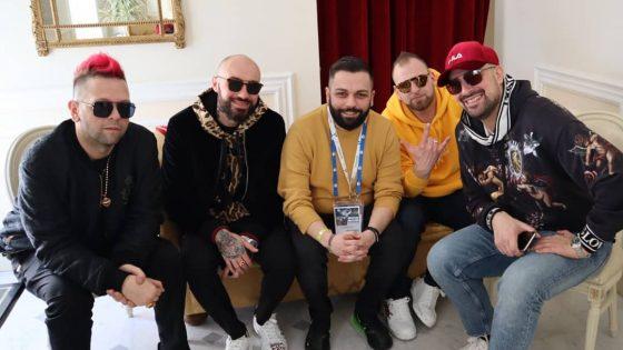 Boomdabash a Sanremo 2019 52 Boomdabash a Sanremo 2019