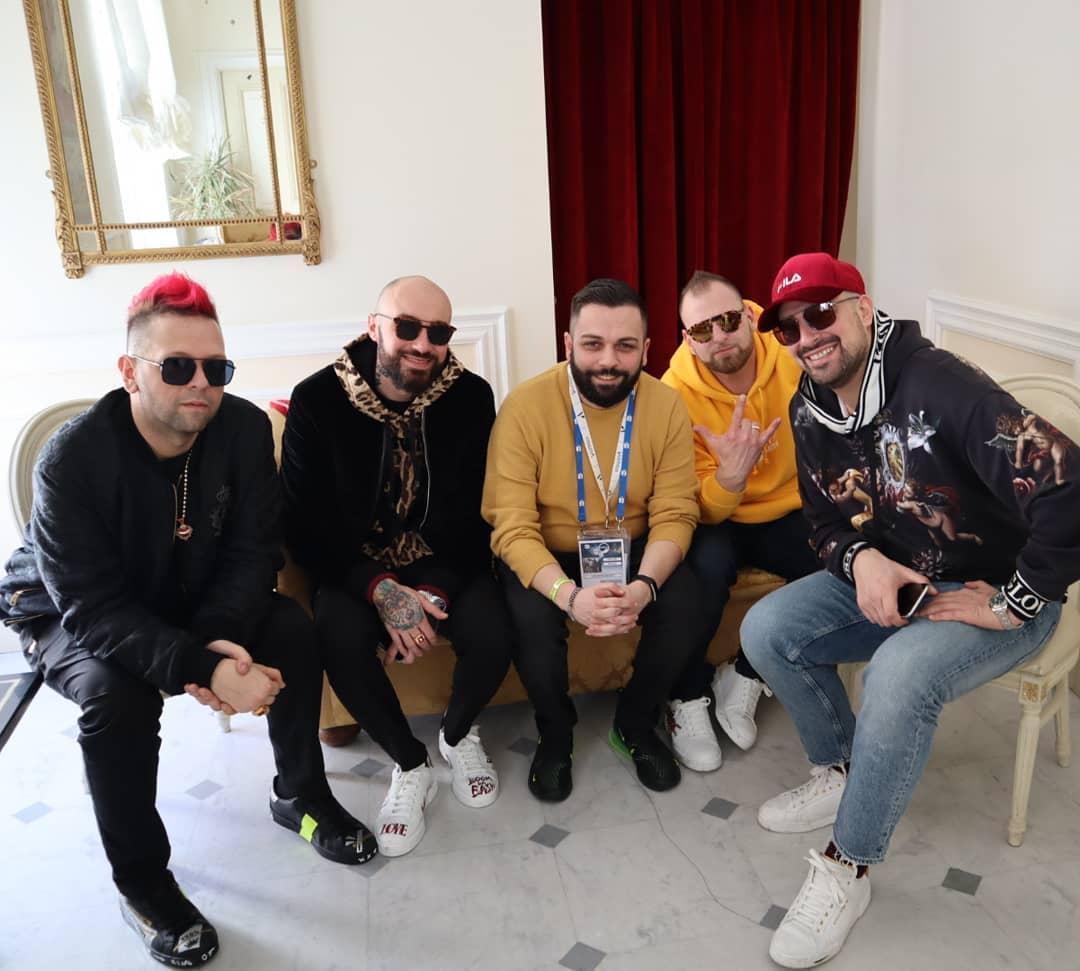 boomdabash - Boomdabash a Sanremo 2019