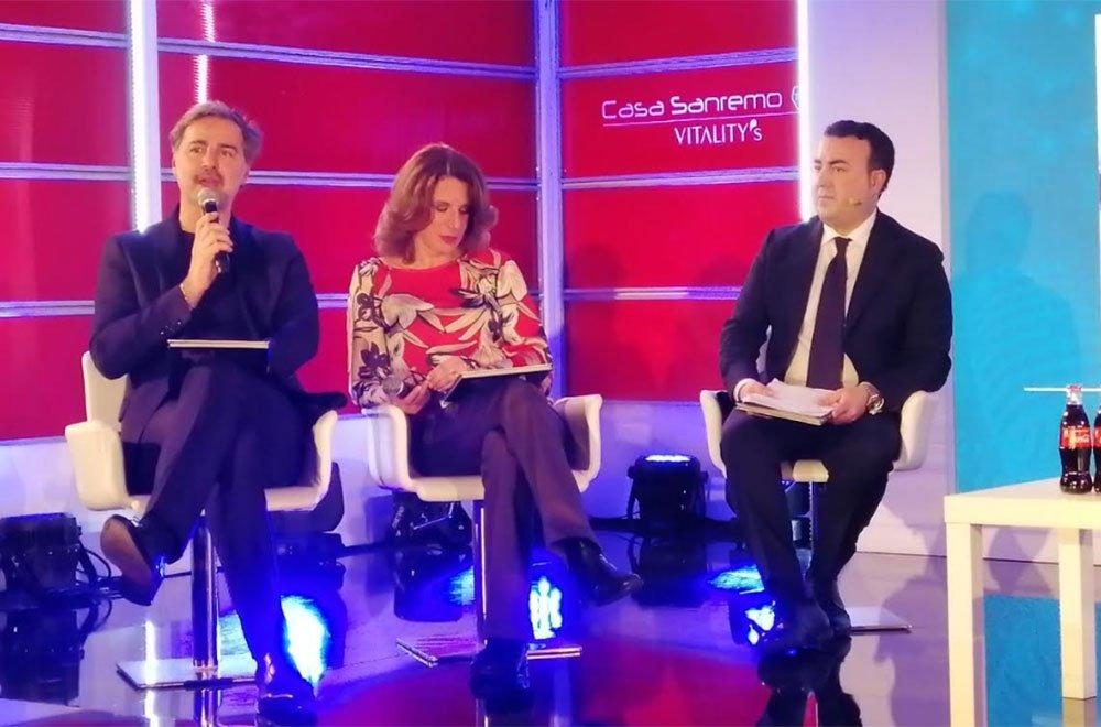 BeppeConvertinia Sanremo con I Bambini di Nessuno 14 BeppeConvertinia Sanremo con I Bambini di Nessuno