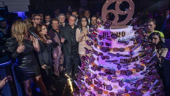 La festa è in radio! Radio Italia a Sanremo 23 La festa è in radio! Radio Italia a Sanremo