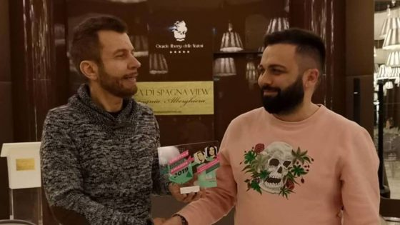 Lifestyle Show Awards 2019: premio a Claudio Guerrini 42 Lifestyle Show Awards 2019: premio a Claudio Guerrini