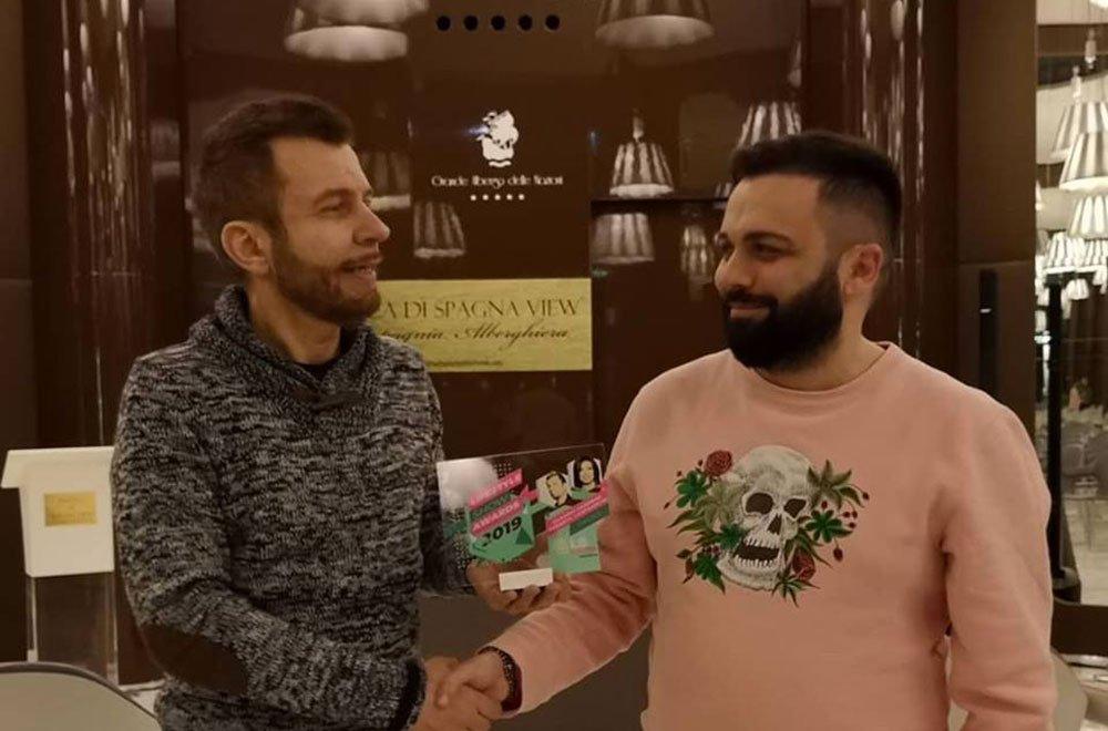 Lifestyle Show Awards 2019: premio a Claudio Guerrini 34 Lifestyle Show Awards 2019: premio a Claudio Guerrini