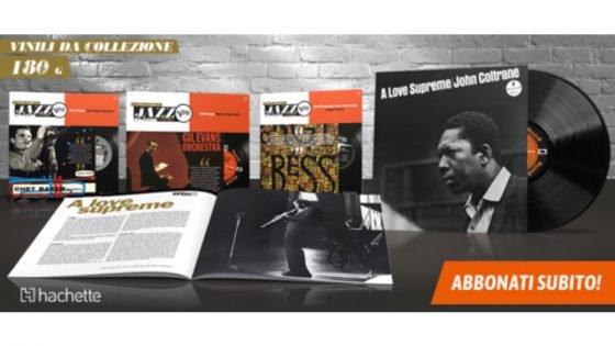 I capolavori del jazz in vinile arrivano in edicola 46 I capolavori del jazz in vinile arrivano in edicola