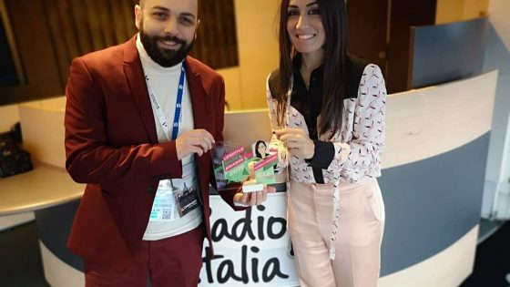 Lifestyle Show Awards 2019 - premio a Manola Moslehi 25 Lifestyle Show Awards 2019 - premio a Manola Moslehi