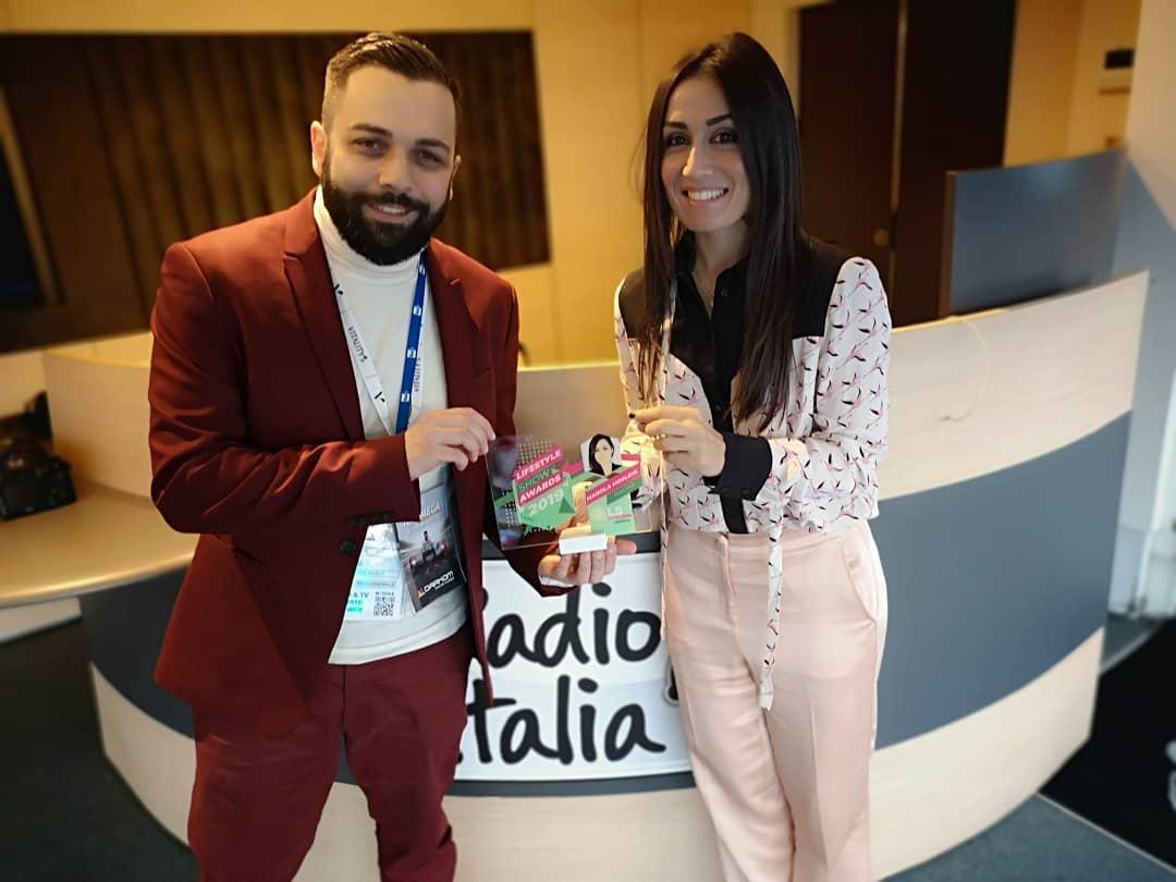 Lifestyle Show Awards 2019 - premio a Manola Moslehi 7 Lifestyle Show Awards 2019 - premio a Manola Moslehi