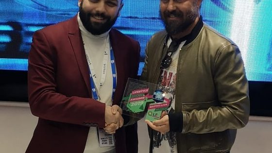 Lifestyle Show Awards 2019 - premio a Battiti Live 64 Lifestyle Show Awards 2019 - premio a Battiti Live