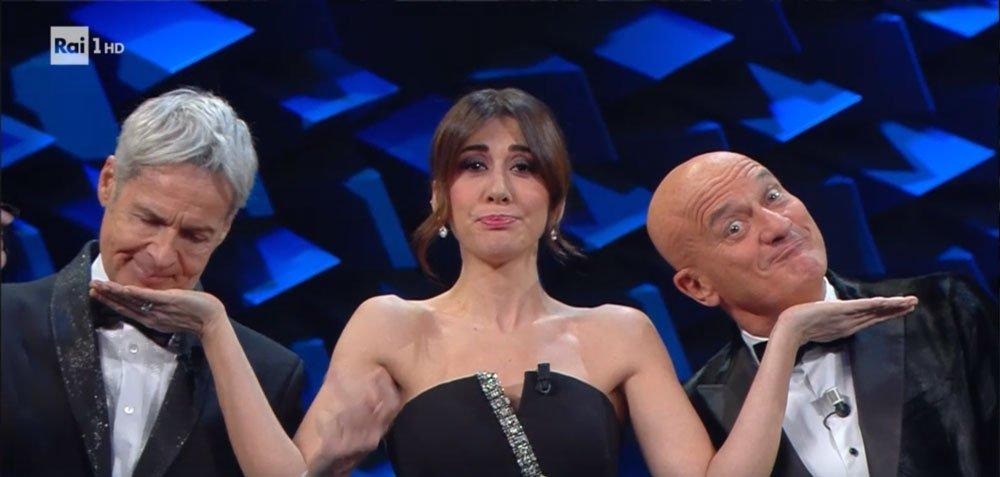 sanremo 2019 conduttori - Sanremo 2019: prima serata da dimenticare