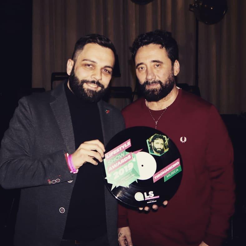 Lifestyle Show Awards 2019: premio ai Tiromancino 14 Lifestyle Show Awards 2019: premio ai Tiromancino