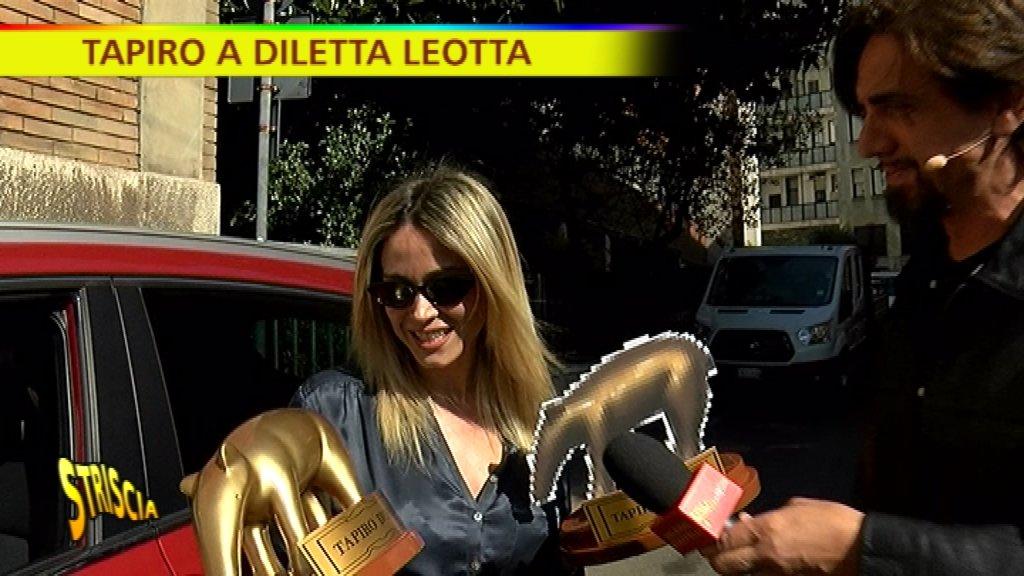 Doppio Tapiro per Diletta Leotta (27 marzo) 6 Doppio Tapiro per Diletta Leotta (27 marzo)
