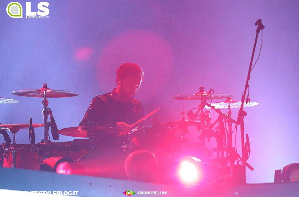 Negramaro: le foto del concerto di Bari 20 Negramaro: le foto del concerto di Bari