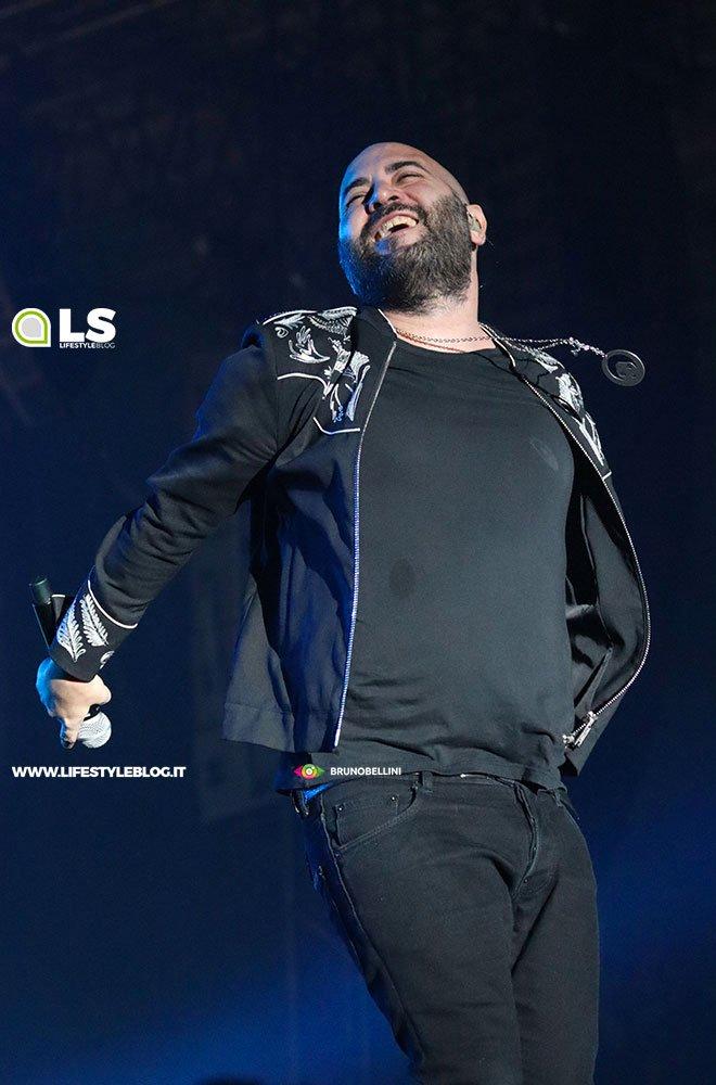 Negramaro: le foto del concerto di Bari 16 Negramaro: le foto del concerto di Bari