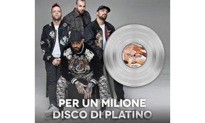 Per un milione (Boomdabash) è Disco di Platino 44 Per un milione (Boomdabash) è Disco di Platino