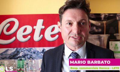 Mario Barbato - Resp. Commerciale Horeca Acqua Lete