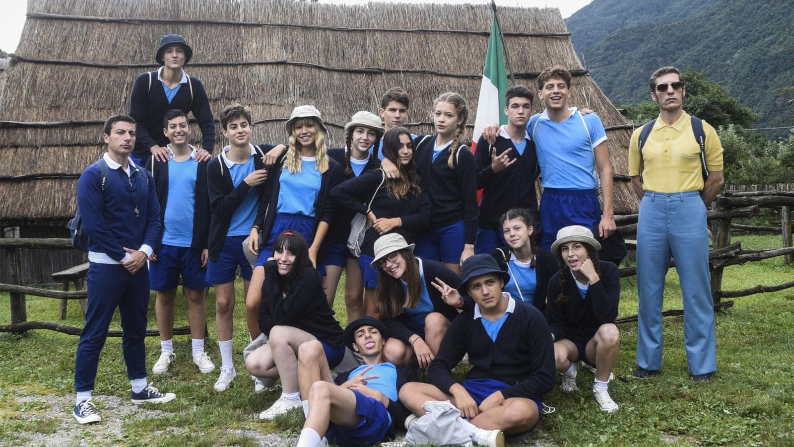 Il collegio - Rai2