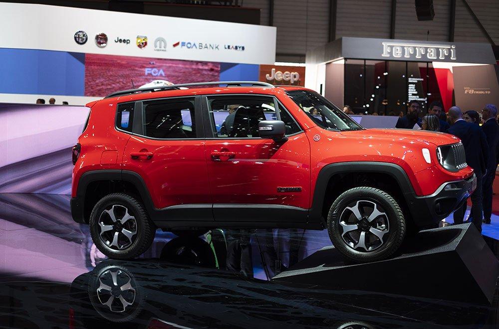 Jeep - Salone di Ginevra 2019