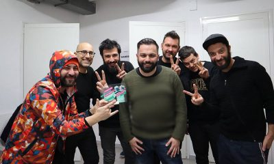 Lifestyle Show Awards 2019: Negramaro band dell'anno 24 Lifestyle Show Awards 2019: Negramaro band dell'anno