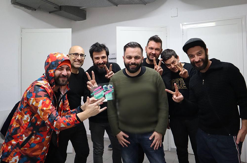 Lifestyle Show Awards 2019: Negramaro band dell'anno 14 Lifestyle Show Awards 2019: Negramaro band dell'anno