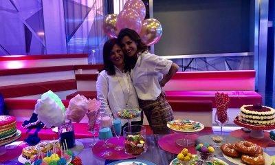 Roberta Morise festeggia il suo 33esimo compleanno con Polpetta 22 Roberta Morise festeggia il suo 33esimo compleanno con Polpetta