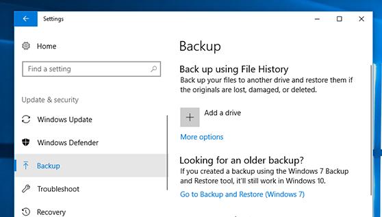 Backup: come salvare i propri dati 9 Backup: come salvare i propri dati
