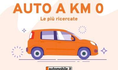 Auto a Km 0: trend e consigli per risparmiare 48 Auto a Km 0: trend e consigli per risparmiare