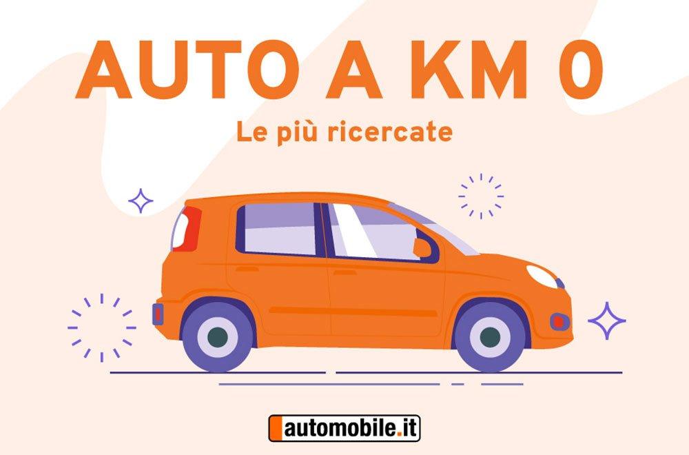 Auto a Km 0: trend e consigli per risparmiare 14 Auto a Km 0: trend e consigli per risparmiare