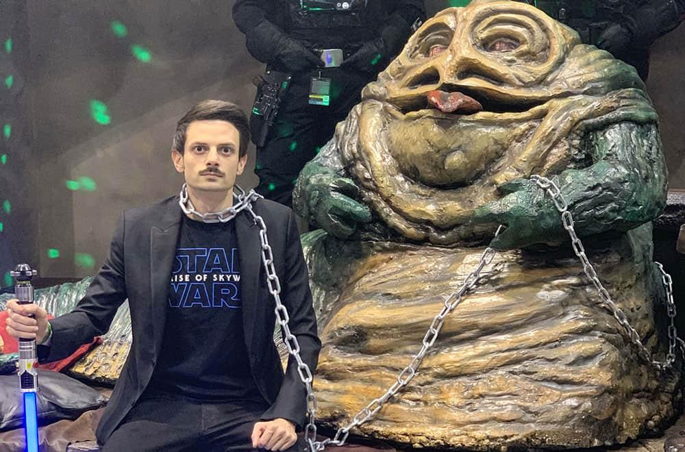 Fabio Rovazzi, Star Wars