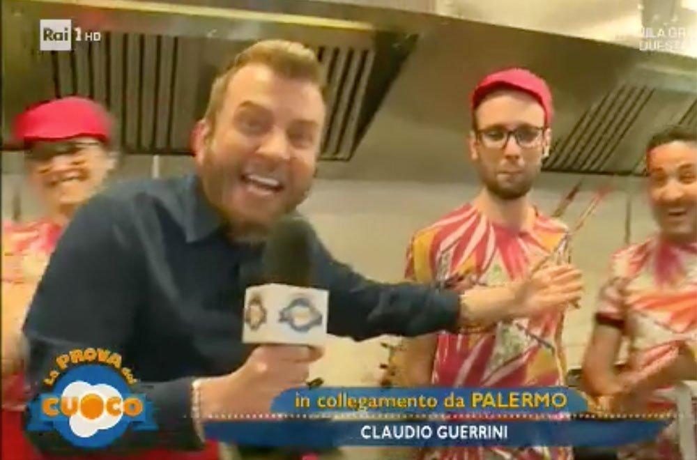 Claudio Guerrini La Prova del Cuoco